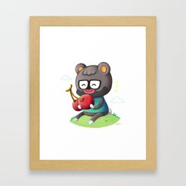 Barold Framed Art Print