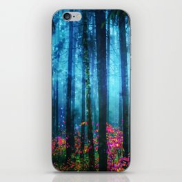 Magicwood #Night iPhone Skin