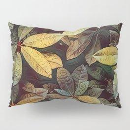 Inspired Foliage Pillow Sham