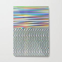 Signal Metal Print