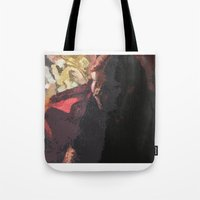 helen Tote Bags featuring Helen by Lazaros