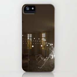 Serenity interrupted iPhone Case