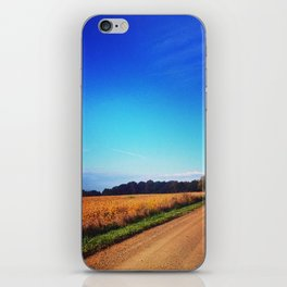 The Road Home iPhone Skin