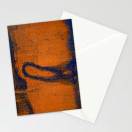 Rust One Stationery Cards