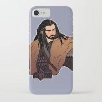 thorin iPhone & iPod Cases featuring Thorin by rdjpwns