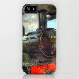 Steam Train 1450 iPhone Case