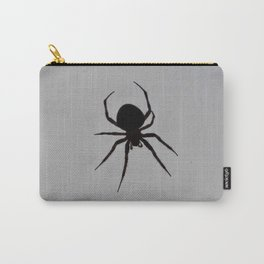 Orb Weaver Silhouette Carry-All Pouch