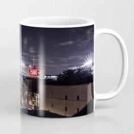 Wrigley Field Long Coffee Mug