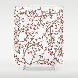 68886ac2d6 Shrub Shower Curtains