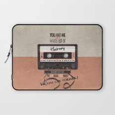 History Laptop Sleeve