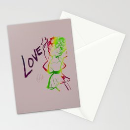 Love Glow Stationery Cards