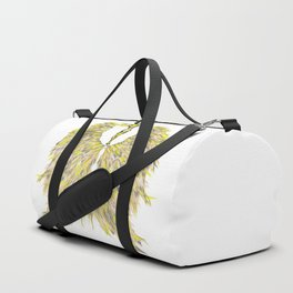 Cross with Angel wings Duffle Bag