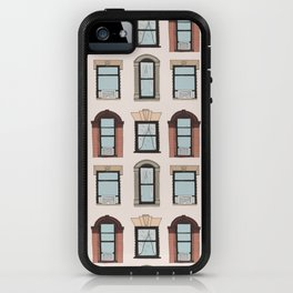 Upper West Side Windows iPhone Case