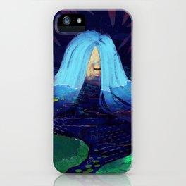 It's Quiet iPhone Case