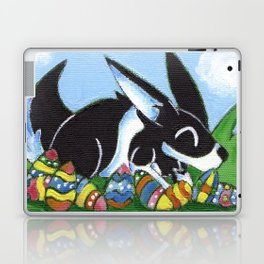 Easter Egg Bunny Laptop & iPad Skin