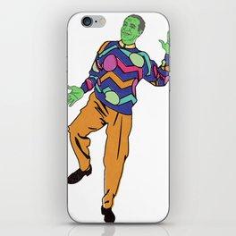 Ghost Dad iPhone Skin