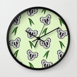 Koala Bear || Wall Clock