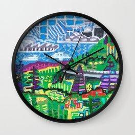 Lynnville Wall Clock