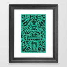 Sagacity  Framed Art Print