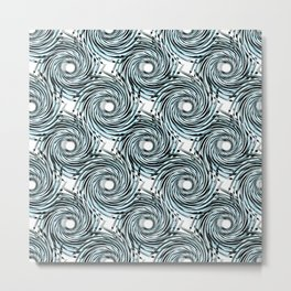 Abstract pattern. 2 Metal Print