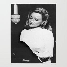 Saint Dolly Parton Portrait Poster