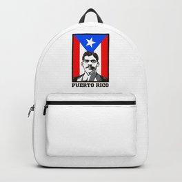 Arturo Alfonso Schomburg - Historian And Activist Backpack