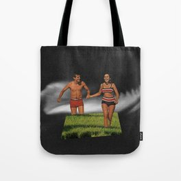 The Patches Tote Bag