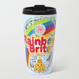 Rainbow Brite Travel Mug