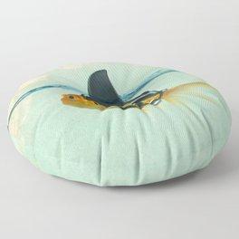 Brilliant Disguise Goldfish Floor Pillow