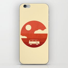Road Trip iPhone Skin