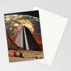Exiled by Zabu Stewart Stationery Cards