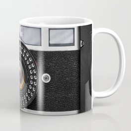 Classic Canon Coffee Mug