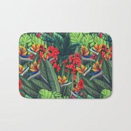 Tropical Paradise Bath Mat