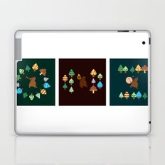 The Band in the Woods Triptych Laptop & iPad Skin