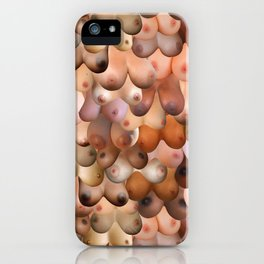 Titzilla iPhone Case