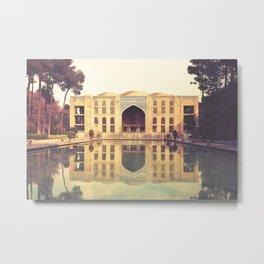 Esfahan, iran Metal Print