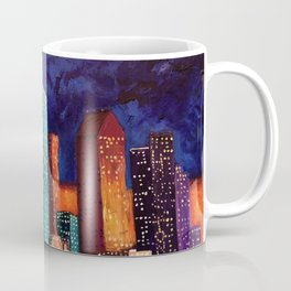 Expression Houston Coffee Mug