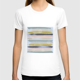 Fragments, Brushstrokes and Circles T-shirt