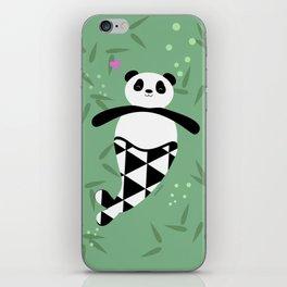Merpanda iPhone Skin