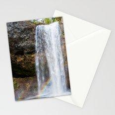 Big Rock Waterfall Stationery Cards