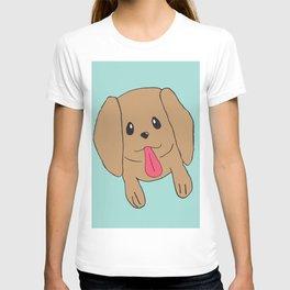 Cute Puppy Dog T-shirt