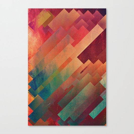 slyb ynvyrtz Canvas Print