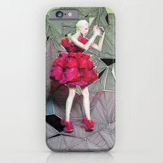 Alexander McQueen Doodle Bomb by Downtown Doodler iPhone 6s Slim Case