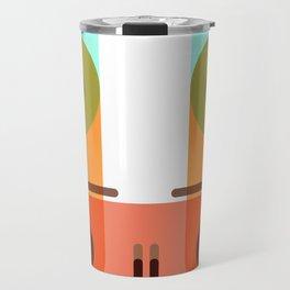 Electrical bunny Travel Mug
