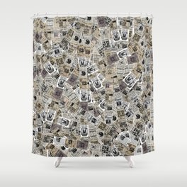 The Daily Prophet Shower Curtain