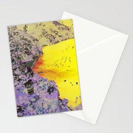 AMALFI COASTLINE Stationery Cards