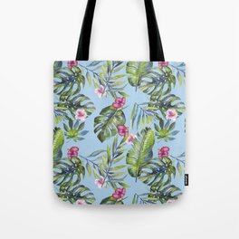 Palm Leaves Pattern 7 Tote Bag