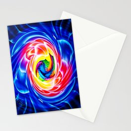 Abstract perfektion 86 Stationery Cards