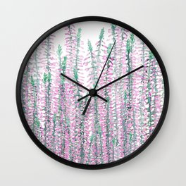 Heather Calluna Wall Clock