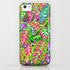 Leaves in Dappled Light iPhone 5c Slim Case